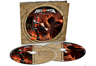 Helloween - Keeper Of The Seven Keys: The Legacy - (CD)