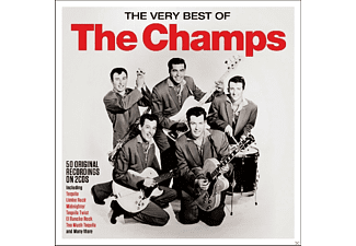 The Champs - Very Best Of - (CD)