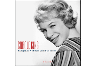 Carole King - It Might As Well Rain (180g) (Blue Vinyl) - (Vinyl)