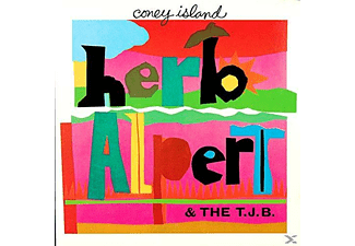 Herb & The Tijuana Brass Alpert - Coney Island - (CD)