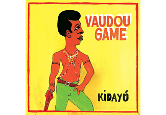 Vaudou Game - Kidayu - (CD)