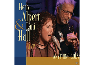 ALPERT,HERB & HALL,LANI - Anything Goes (Live) - (CD)