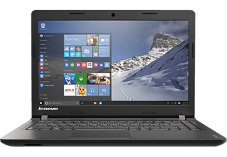 LENOVO IdeaPad 100, Notebook mit 15.6 Zoll Display, Core™ i3 Prozessor, 8 GB RAM, 256 GB SSD, GeForce 920MX, Black Texture
