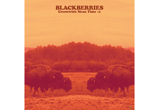 Blackberries - Greenwich Mean Time+1 - (CD)