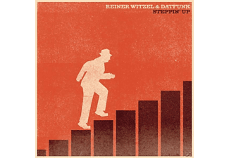 Reiner Witzel, Datfunk - Steppin' Up - (CD)