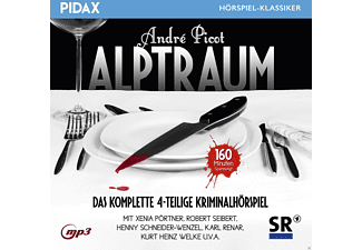 Alptraum - 1 MP3-CD - Krimi/Thriller