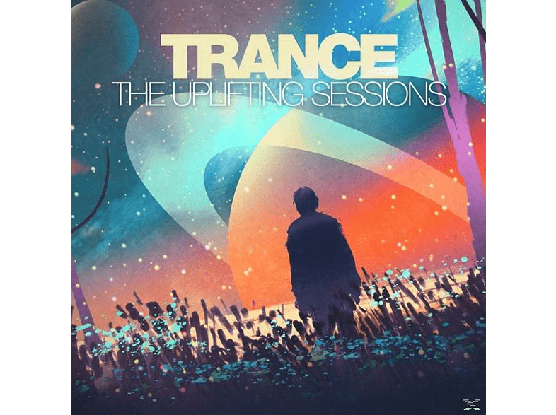 VARIOUS - Trance-The Uplifting Sessions [CD]