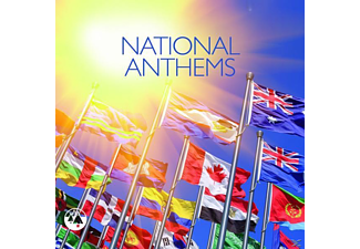 Football Orchestra - National Anthems - (CD)