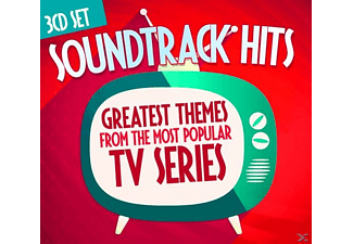 VARIOUS - Soundtrack Hits-Greatest Themes From The Most Po - (CD)