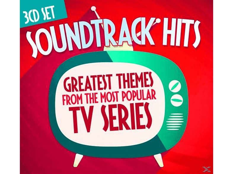 VARIOUS - Soundtrack Hits-Greatest Themes From The Most Po [CD]