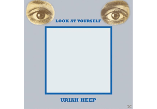 Uriah Heep - Look At Yourself - (CD)