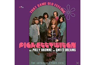 Pickettywitch, Polly Brown, Sweet Dreams - That Same Old Feeling-The Anthology 1969-1976 - (CD)