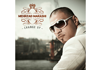 Mehrzad Marashi - Change Up - (CD)