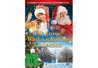 Die grosse Weihnachtsfilm-Collection - (DVD)