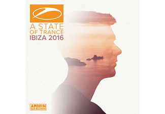 VARIOUS - A State Of Trance-At Ushuaia,Ibiza 2016 - (CD)