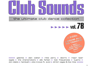 VARIOUS - Club Sounds,Vol.78 - (CD)