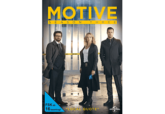 Motive 3. Staffel - (DVD)