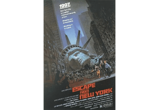 Escape From New York - Poster