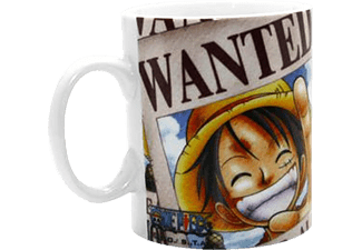 One Piece Tasse Wanted