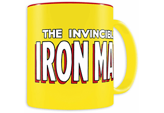 Iron Man Tasse The Invincible Iron Man