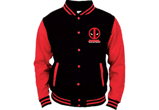 Deadpool College Jacke Logo Xl