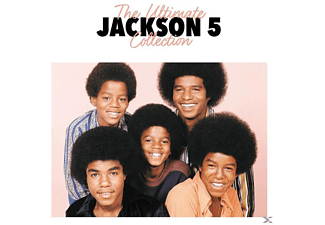 The Jackson 5 - The Ultimate Collection - (CD)