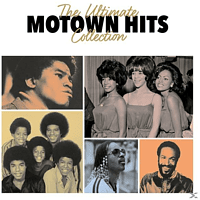 Diverse Pop - The Ultimate Collection-Motown [CD]