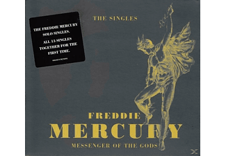 Freddie Mercury - Messenger Of The Gods-The Singles | CD