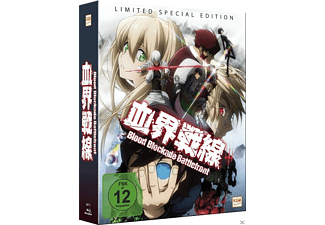 Blood Blockade Battlefront Limited Edition Vol. 1-3 - (Blu-ray)