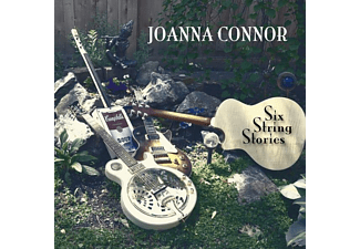 Joanna Connor - Six String Stories - (CD)