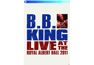 B.B. King - Live At The Royal Albert Hall 2011 - (DVD)