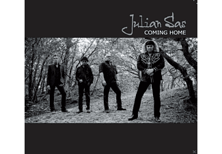 Julian Sas - Coming Home | CD