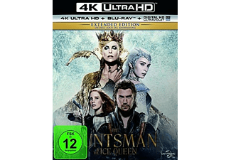 The Huntsman & the Ice Queen - Extended Edition Action 4K Ultra HD Blu-ray