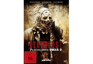 Bloodlust-Playing With Dolls 2 - (DVD)