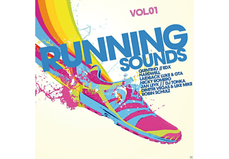 VARIOUS - Running Sounds Vol.1 - (CD)