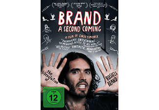 Brand-A Second Coming - (DVD)