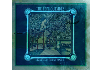 The Left Outiders - The Shape Of Things To Come - (CD)