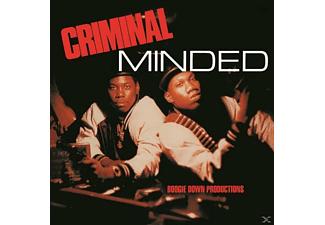 Boogie Down Productions - Criminal Minded - (CD)