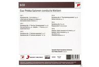 Esa-Pekka Salonen - Esa-Pekka Salonen Conducts Nielsen [CD]