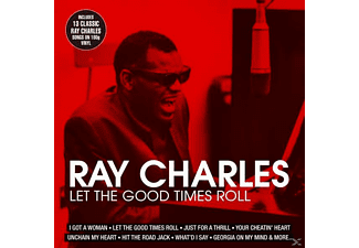 Ray Charles - Let The Good Times Roll - (Vinyl)