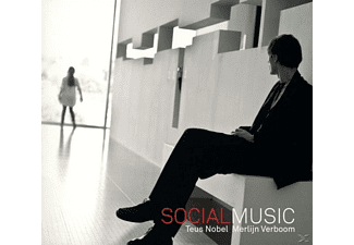 Teus Nobel/Merlijn Verboom - Social Music - (CD)