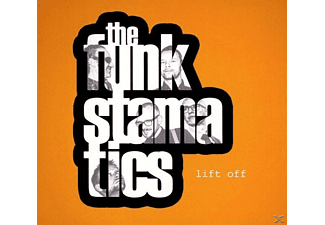 The Funkstamatics - Lift Off - (CD)