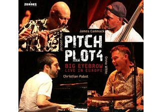 Pitchplot4 - Big Eyebrow (Live In Europe) - (CD)