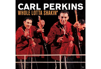 Carl Perkins - Whole Lotta Shakin' - (CD)