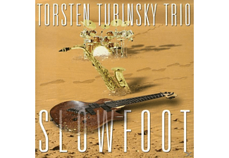 Torsten Trio Turinsky - Slowfoot - (CD)