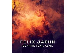 Felix Jaehn - Bonfire (2-Track) - (5 Zoll Single CD (2-Track))