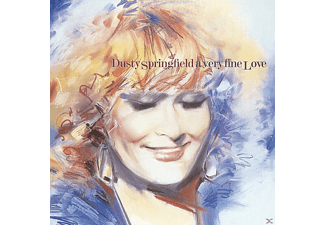 Dusty Springfield - A Very Fine Love - (CD)