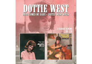 Dottie West - Here Comes My Baby/Dottie West Sings - (CD)