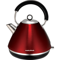 MORPHY RICHARDS 102004 Accents Wasserkocher, Rot