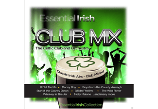 The Celtic Clubland Orchestra - Essential Irish Club Mix - (CD)